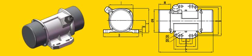 Elektrowibratory OLI-WAM seria MVE MICRO